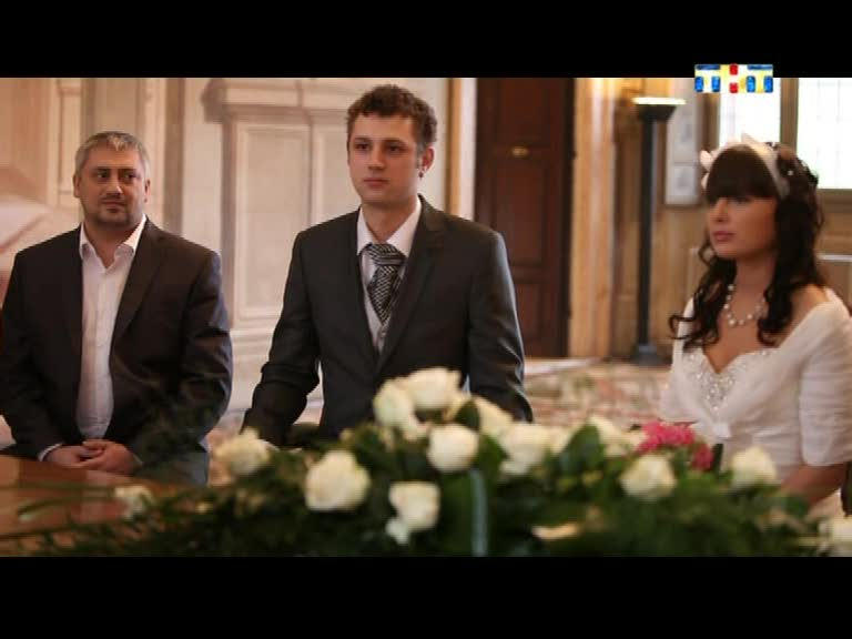Свадьба кузнецовых