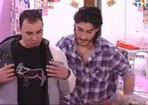 Тигран и Хади в гостях у Феофилактовой