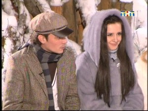 Женя Кузин и Рита Кузина