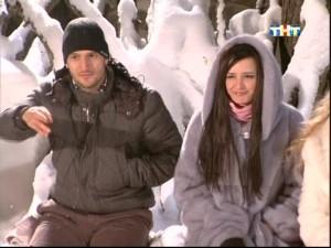 Алексей Самсонов и Рита Агибалова вместе