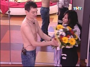 Венцеслав Венгржановский встречает Кристину Белову