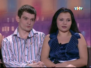 Кристина Белова и Венцесла Венгржановский