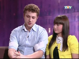 Нелли Ермолаева и Никита Кузнецов Дом 2