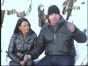 Глеб Клубничка и его девушка Полина