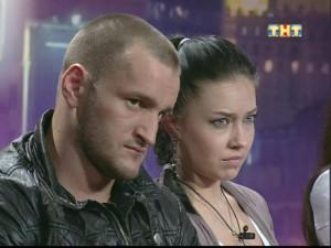 Алексей Самсонов и Варвара Панюхова