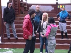 Женя Феофилактова выбрала Тиграна Салибекова