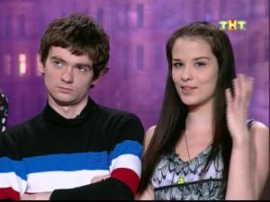Катя Токарева и Венцеслав Венгржановский