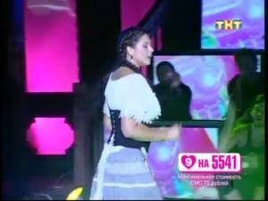 3 ЭТАП КОНКУРСА «ЧЕЛОВЕК ГОДА» Стриптиз танцуют Сергей Пынзарь и Инна Воловичева