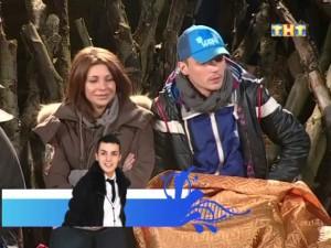 Евгений Кузин и Елизавета Кутузова