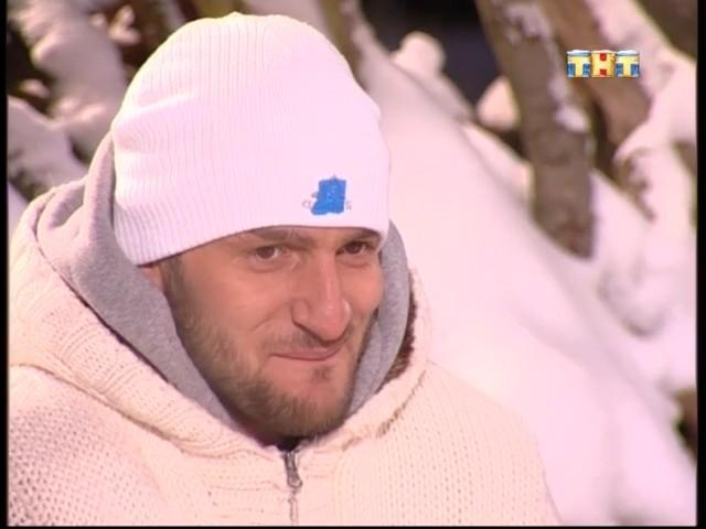 Алексей Самсонов ехидно улыбается