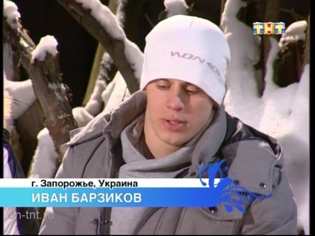Иван Барзиков на лобном