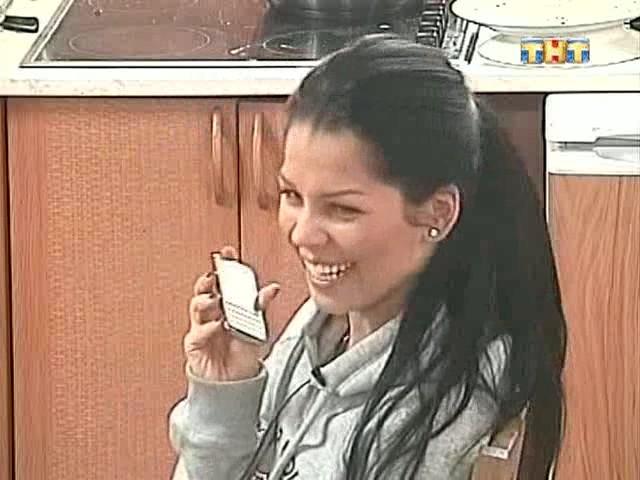 Катя разговаривает с Юлией Салибековой
