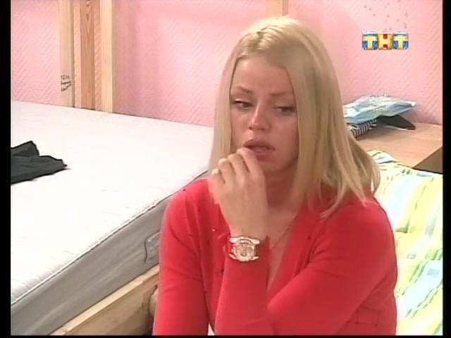 Оксана разговаривает с Ксенией Бородиной