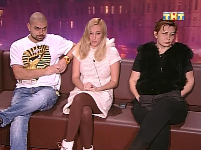 Семья Гажиенко и Ирина АЛександровна