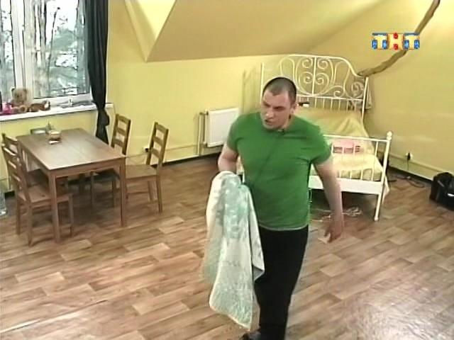 Алексей Крылов кричит на Валерию