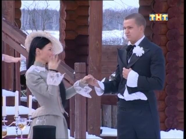 Антон и Евгения Феофилактова