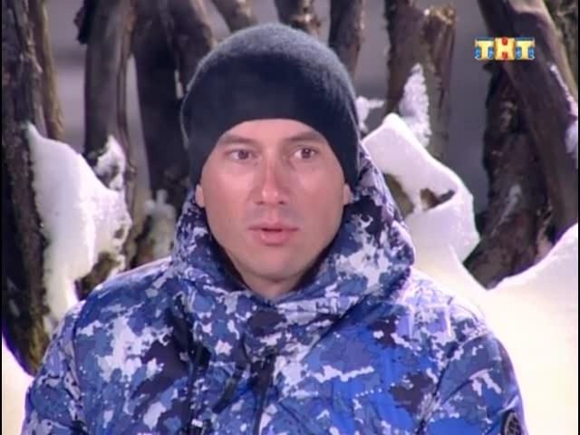 Михаил Терехин слушает Бородину
