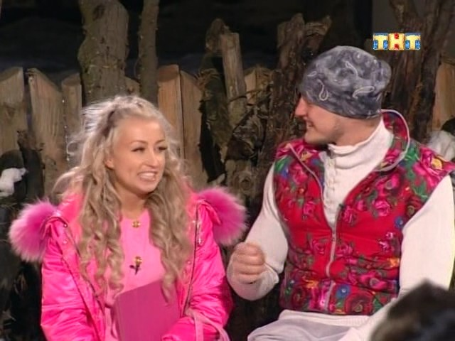 лилия Киш и Саша Задойнов на лобном