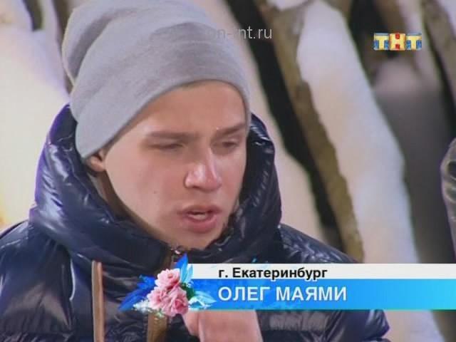 Олег Маями говорит о своей работе