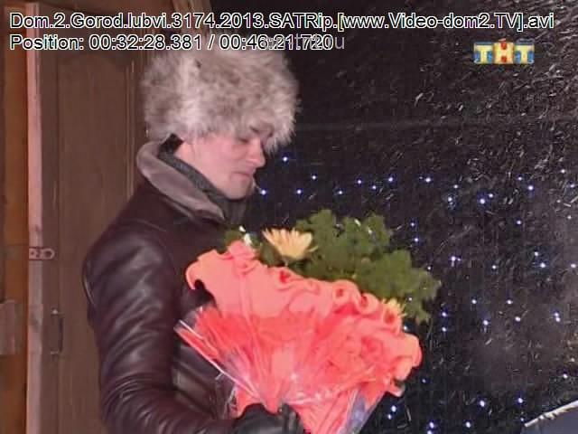 Цветы с сюрпризом от Венца Кате