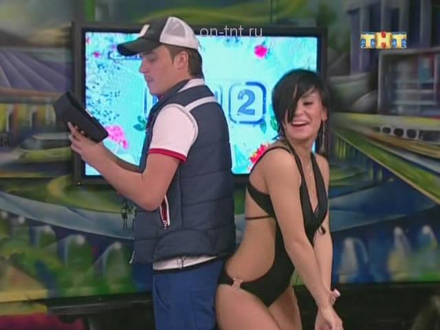 Танец Анны Якуниной