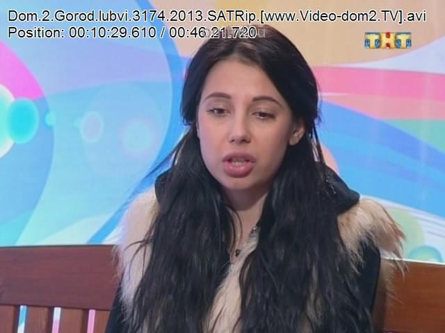 Варвара Третьякова на тет-а-тете