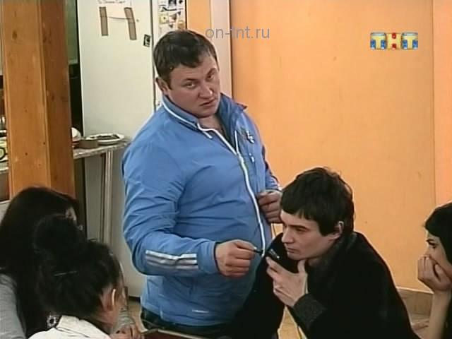 Венц разговаривает с Токаревой