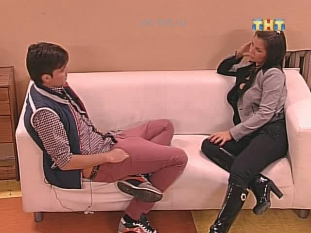 Женя говорит Олегу о своей симпатии к Кристине