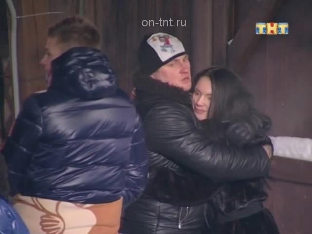 Андрей прощается с Катей
