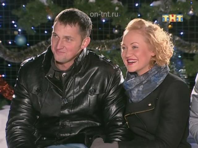 Чудесная пара городских квартир - Лера и Сергей на лобном общаются с Ольгой Бузовой