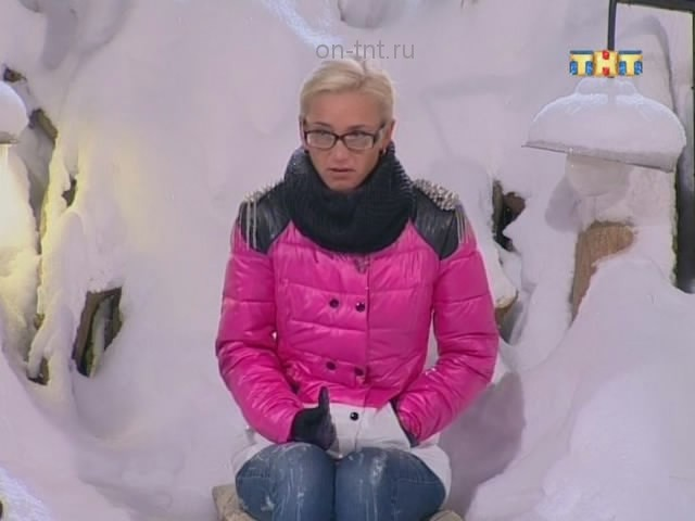 Ольга Бузова говорит Маями про конвой